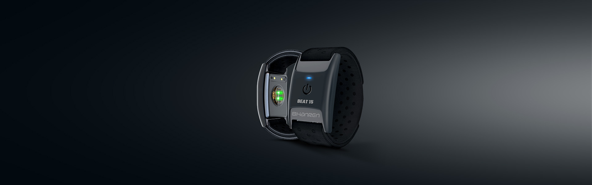 Beat 15: delivers accurate heart rate results,Maximum freedom of movement